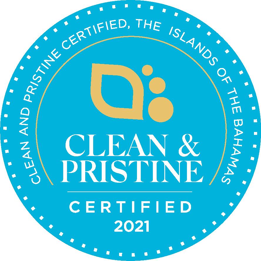 Clean Badge 2021